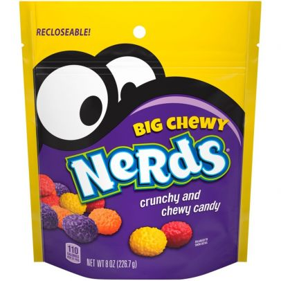 nerds chewy bag 180gr
