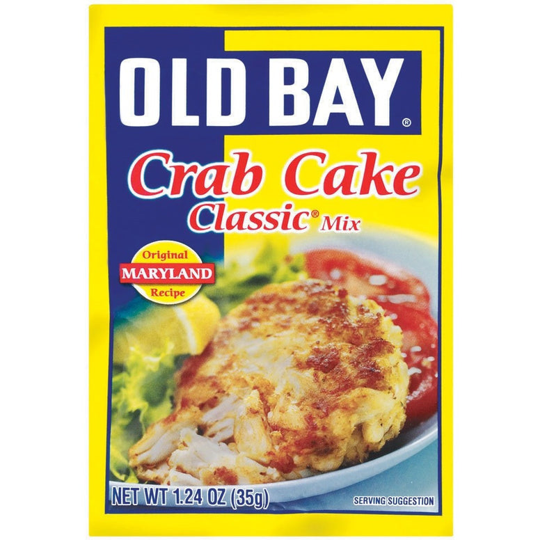 Old Bay Crab Cake Classic 35gr
