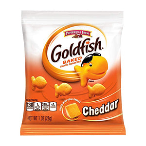Pepperidge Farm Goldfish cheddar small pack 45gr