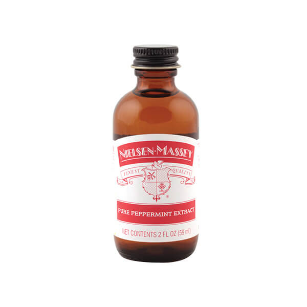Nielsen Massey Pure Peppermint Extract 2oz (60ml)