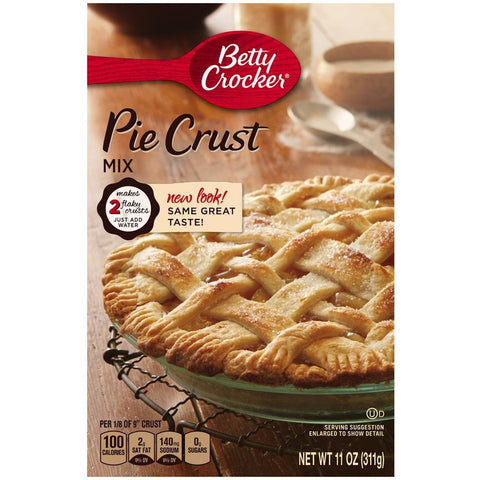 Betty Crocker Pie Crust (310gr)