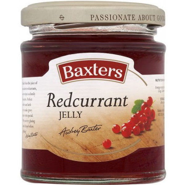 Baxter Redcurrant jelly 210gr