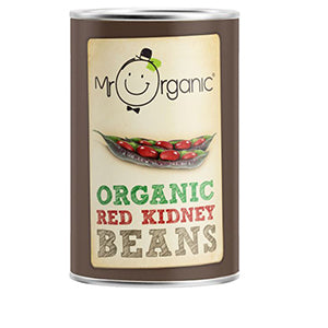 Mr Organic Red Kidney Beans 400gr