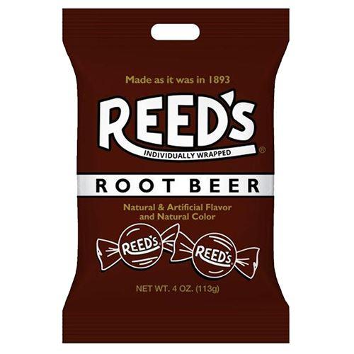 Reed's Root Beer Candy 115gr