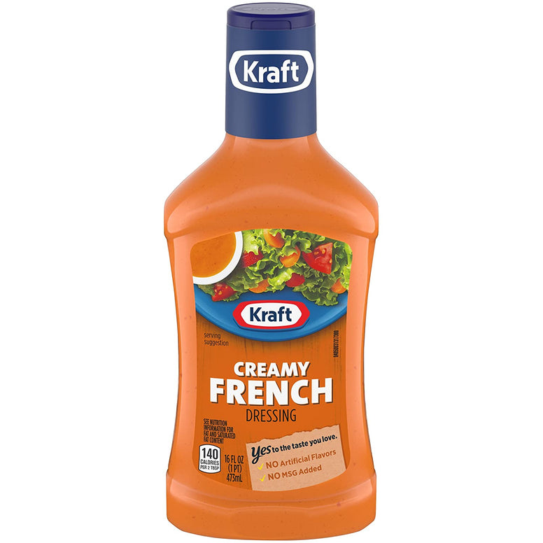 kraft creamy french 450gr
