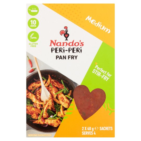 nando's peri peri pan fry medium 80gr
