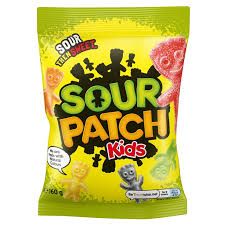sour patch 160gr bag