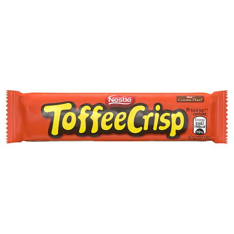 nestle toffee crisp 40gr