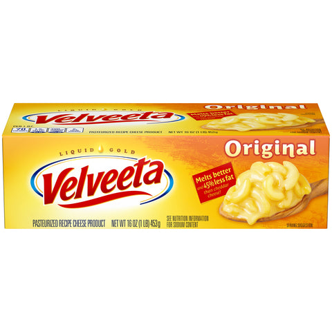 Velveeta Cheese 225gr