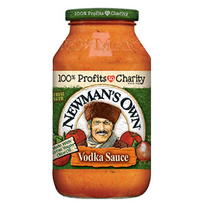 Newman's Own Vodka Sauce 650gr