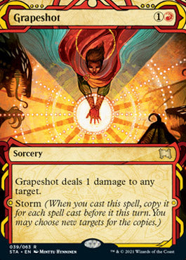 Grapeshot [Strixhaven Mystical Archive] | Robs MTG Auctions