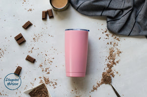 Personalised reusable Coffee Tumbler