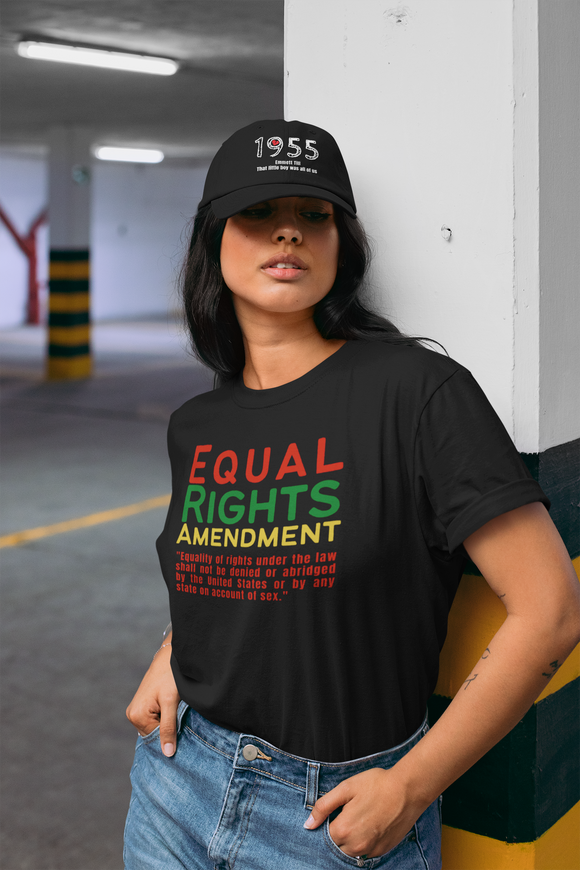Equal Rights Amendment Unisex Jersey Short Sleeve Tee
