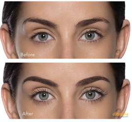 Keratin Lash Lift includes Collagen Eye Treatment and Lash Tint