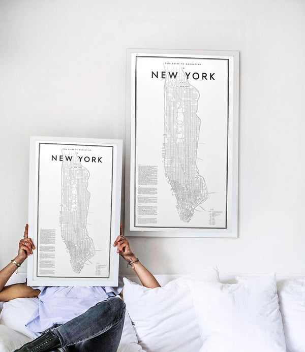 Guide to New-York