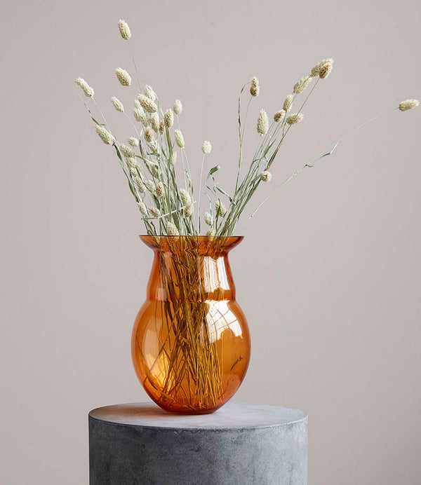 Vase Airy Moutarde