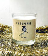 Scented Candle Summer 1994 185gr by La Superbe.