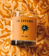 Scented Candle Summer 1983 185gr by La Superbe.