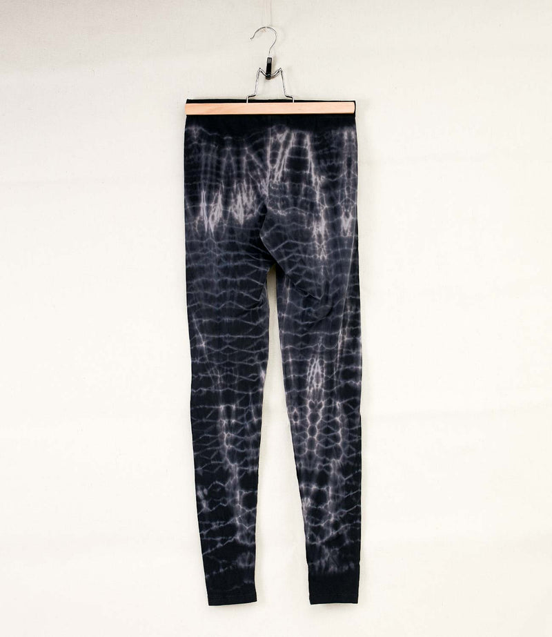 Legging Hollywood Thunder Blue Love And Let Dye