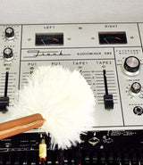 Relax feather duster by Redecker.