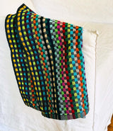 Multicolored Terry Towel by Redecker.