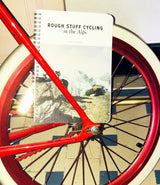 The Rough Stuff Cycling in the Alps guide was compiled by Fred Wright and first published in 2002.