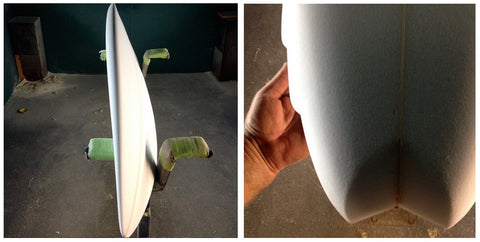 Custom Surfboards by HB | Hot Buttered | Terry Fitzgerald