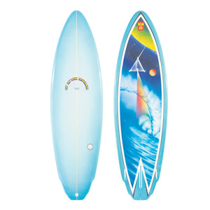 DRIFTA Surfboards by Terry Fitzgerald/HB