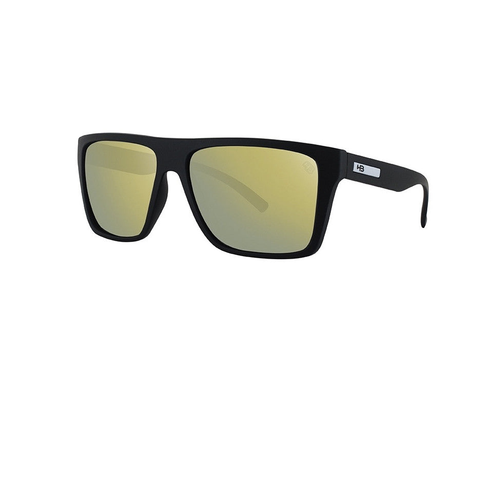 HB Sunglasses - FLOYD - Black|Gold