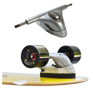 "HB SKATEBOARD - SLIDE - Swallow 33"" Grey Nurse"