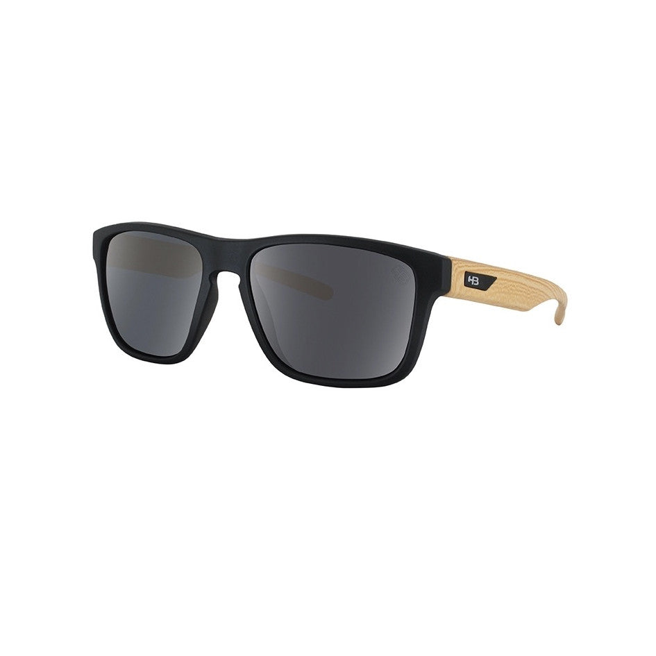 HB Sunglasses - HBOMB Wood Arm