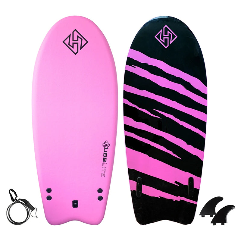 HUBB LITE - TWIN FIN FISH SOFT