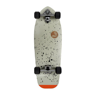 "HB SKATEBOARD - SLIDE - Joy 30"" Splatter"
