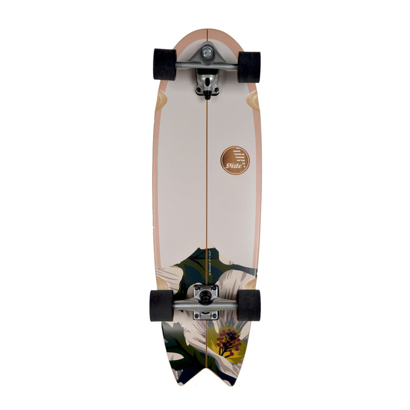 "HB SKATEBOARD - SLIDE - Swallow 33"" Wahine"