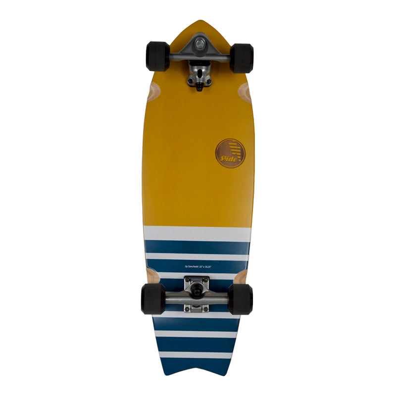 "HB SKATEBOARD - SLIDE - Fish 32"" Marajo"