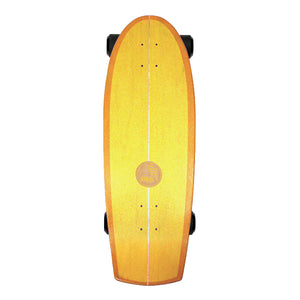 "HB SKATEBOARD - SLIDE - 30"" Sunset Quad"