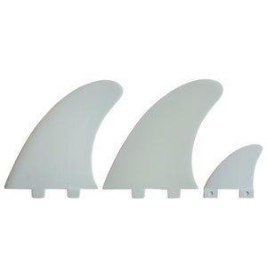 FINS - Twin Fin / Stabiliser White
