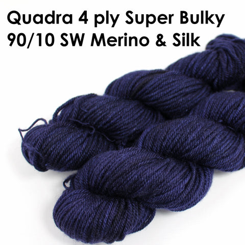 Quadra - Super Bulky