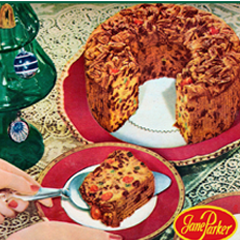 picture of Jane Parker fruit cake