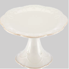picture of empty cake stand