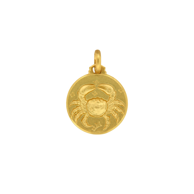 Cancer Zodiac Pendant 16mm