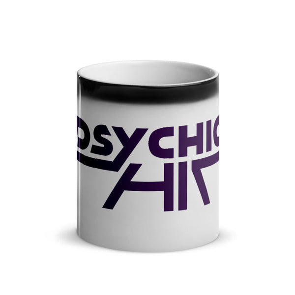 Psychic Hit Magic Mug, Purple Logo