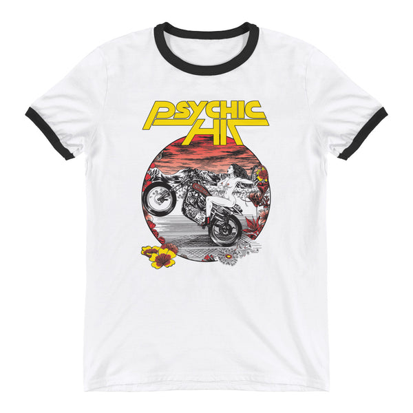 Fortune's Wheels Ringer T-shirt