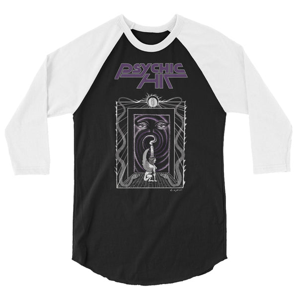Candle Magic Raglan T-shirt