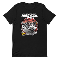 Fortune's Wheels Black T-Shirt
