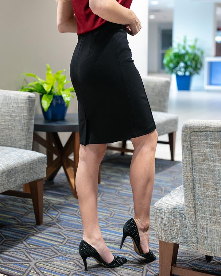 G&L Fab-Fit Skirt - Black