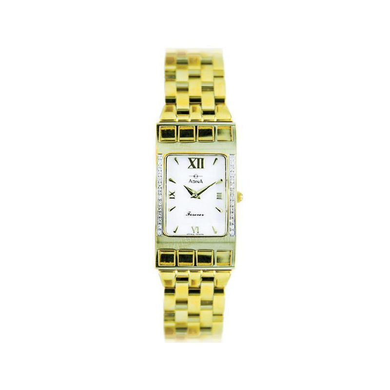 Adina Diamond Set Forever Dress Watch 200240 G0Xb