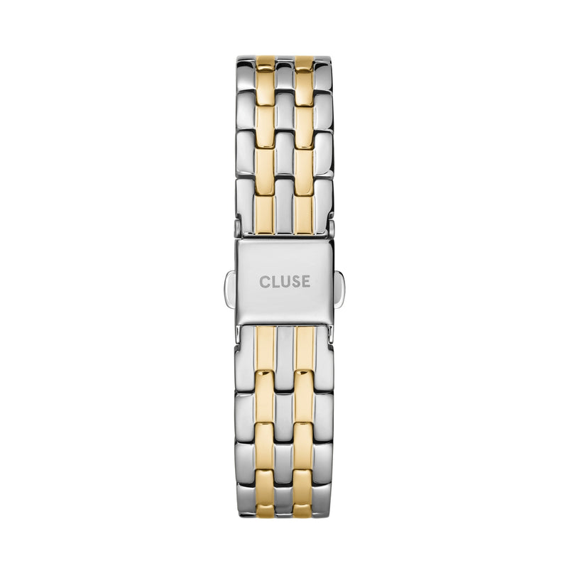 CLUSE 16mm Strap Two Tone Gold Link CS1401101077