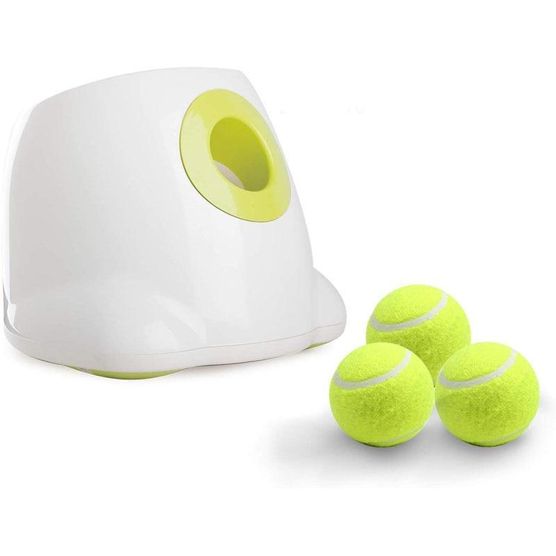 Automatic Tennis Ball Launcher, Dog Training Toy