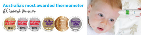 4 in 1 Thermometer Awards